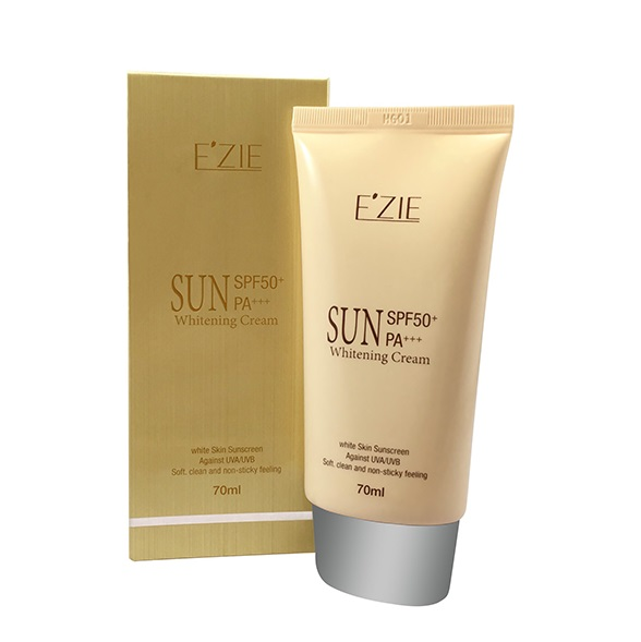 Kem chống nắng EZIE Sun Whitening Cream