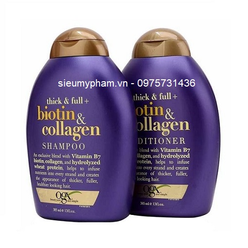 Biotin & Collagen OGX