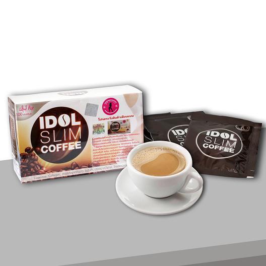 Cà phê giảm cân Thái Lan Idol Slim Coffee