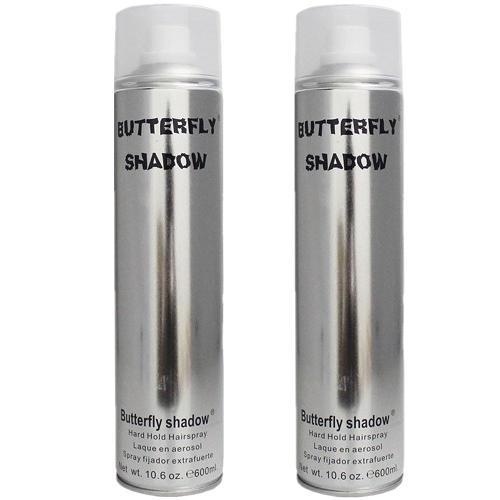 Gôm xịt tóc Butterfly Shadow 600ml
