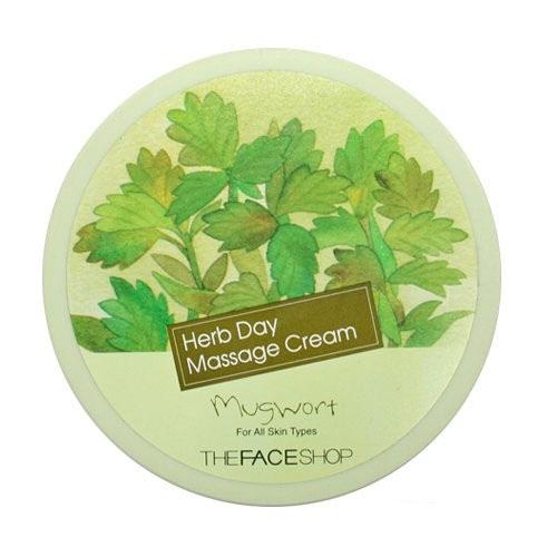 Kem Massage Herb day Massage Cream The Face Shop