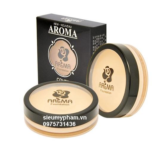 Kem che khuyết điểm Aroma Cover Foundation Hàn Quốc