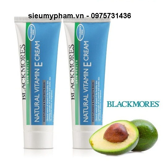 Kem dưỡng da Blackmores Natural Vitamin E Cream Úc