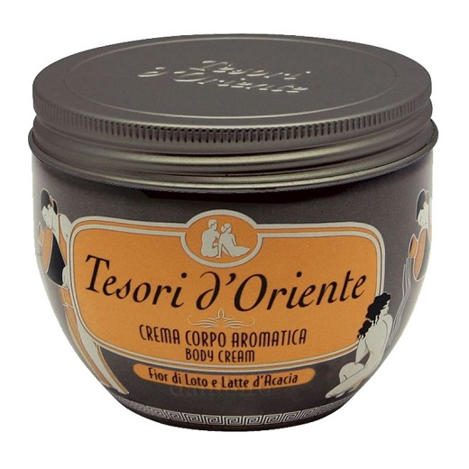 Kem dưỡng thể Hoa Sen Tesori D'oriente Ý