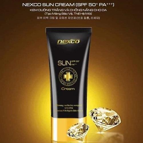 Kem chống nắng Nexco