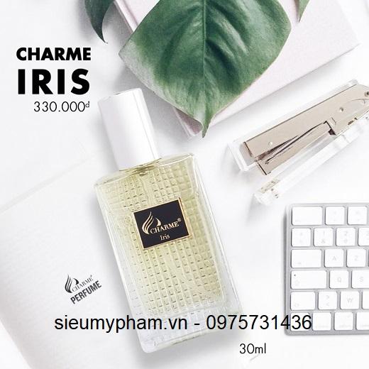 Nước hóa Charme Iris 30ml