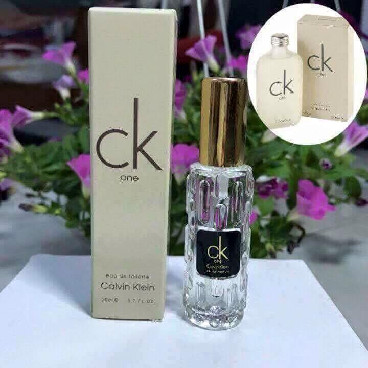 Nước hoa chiết CK