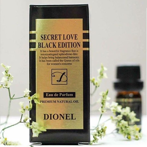 Dionel Secret Love Black Edition