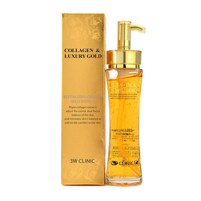 Serum 3w Clinic Collagen Luxury Gold Hàn Quốc