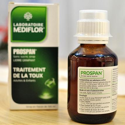 Siro chữa ho Prospan