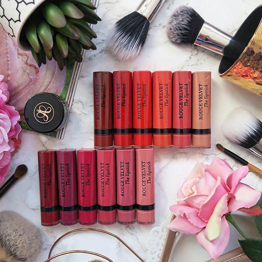 Son Lì Dạng Thỏi Bourjois Rouge Velvet The Lipstick