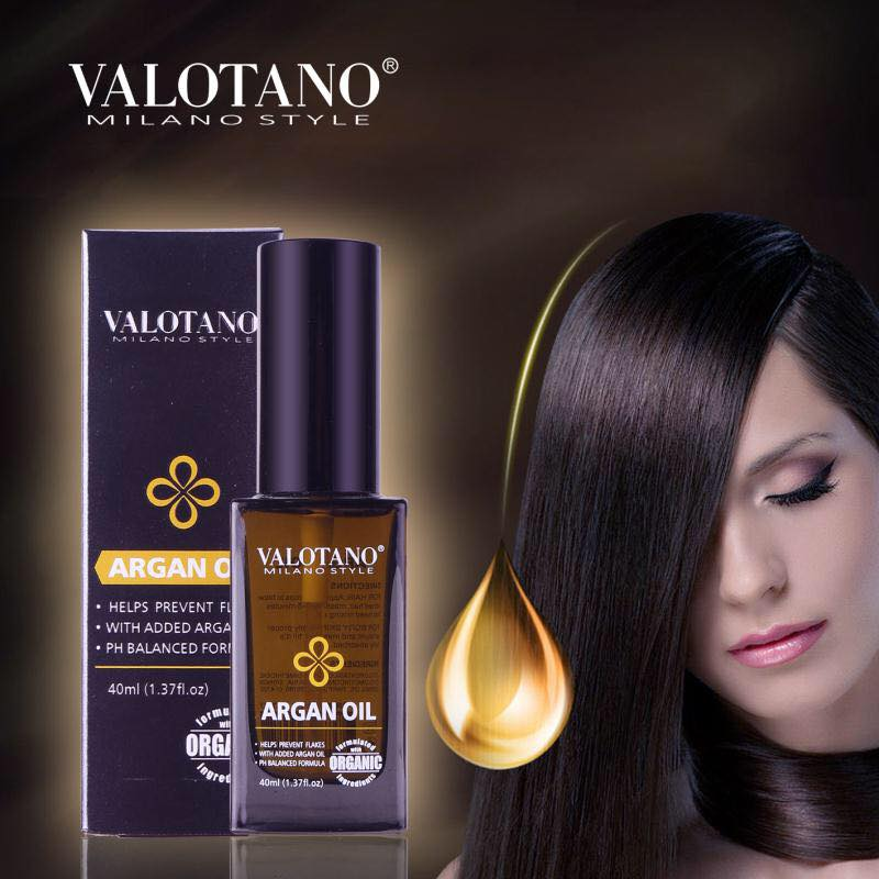 Tinh dầu dưỡng tóc Valotano