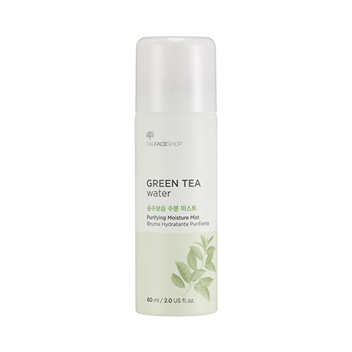 Xịt khoáng Green Tea Water The Face Shop