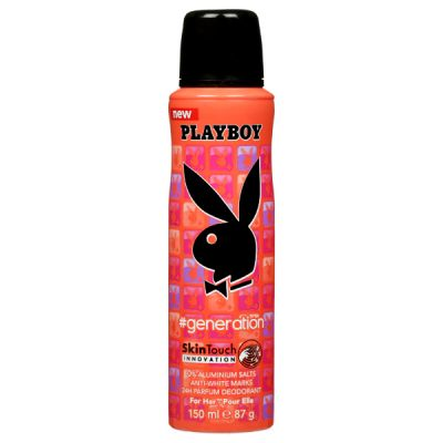 Xịt khử mùi Playboy Generation