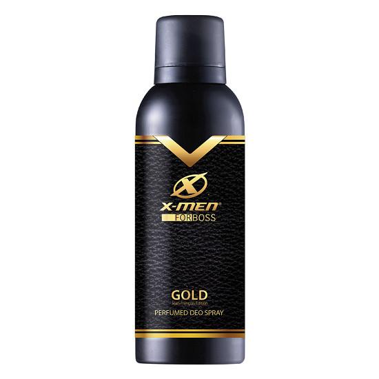 Xịt khử mùi Xmen For Boss Gold